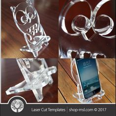 Product Cell phone stand laser cut owl template, pattern, design, Mothers day gift. Free Vector designs every day. @ shop-msl.com