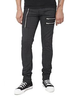 I know these are pants for guys but I'd wear them! :) (from Hot Topic)
