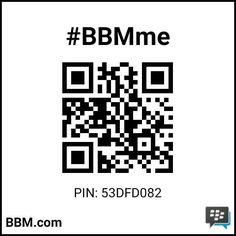 My PIN BBM