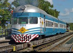 RailPictures.Net Photo: C.M.U. 5968 TEA - Trenes Especiales Argentinos FIAT 7131 at Buenos Aires, Argentina by Juan Carlos García