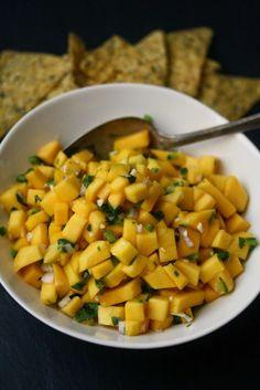A CUP OF JO: Mango Salsa