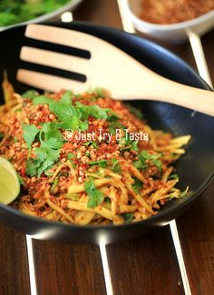 Just Try & Taste: Salad Mangga a la Thai