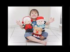 Especial de Natal - botinha decorativa - YouTube