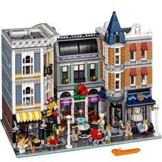 LEGO Assembly Square Set 10255 | Brick Owl - LEGO Marketplace