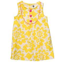Carter's Floral Woven Dress - Toddler