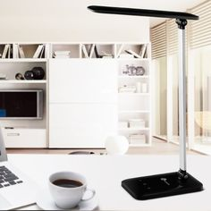 Stylish Dimmable and Touch-Sensitive Desk Lamps by Tao Tronics