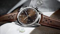 Todos nos estamos preparando para Baselworld 2017 y la marca #Zenith no se queda atrás con el Heritage 146, una belleza vintage que tienes que conocer.  #watches #lifestyle #baselworld #menstyle