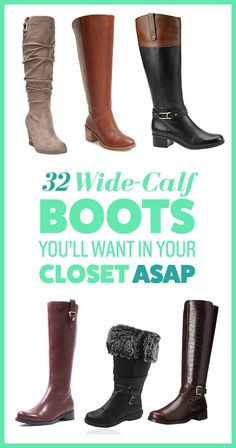 9e1b2d8ae95a 18 Gorgeous Boots That ll Actually Fit Women With Wide Calves