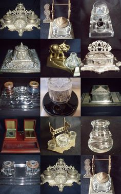 Antique & Vintage Inkwells  This represents thy no my writing re AirBnB slaughtr/'Stilling my Life' is golden and negotn 4 11th pl hs is golden&tht Dave&I hv their full support in winning ngtn. We won the court case & hv been awarded pymnt for 11.5 yrs of damages. Thank you.