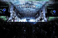 Deadmau5 #stage
