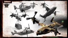 jsf transport - Game: Tom Clancy's End War