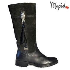 Cizme dama din piele naturala 22914/Negru/Fabiana Cowboy Boots, Riding Boots, Shoes, Fashion, Horse Riding Boots, Moda, Zapatos, Shoes Outlet, Equestrian Boots