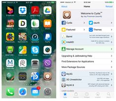 CydiaNow specially built for non-jailbroken iOS devices and it's compatible with Cydia Download For All iOS Versions including iOS 11 to iOS 5.