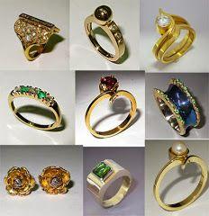 My Jewelery Tutorials