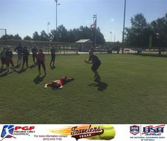 https://flic.kr/p/HvQePP | Randy Schneider | The Texas Travelers joined with Coach Randy Schnieder, Iowa State Assistant Softball Coach. The girls spent 5 1/2 hours working collegiate softball drills hitting, fielding, base running and different aspects of the game.