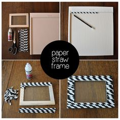 paper straw tutorial on Creative Bags blog