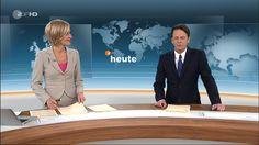"""Petra Gerster - """"ZDF heute"""" am 06.03.2013 (HD B) - Papa Pauls TV-Moderatorinnen Forum"""