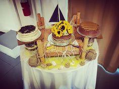 Smith Island Cake Display!