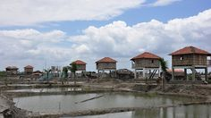 Raised houses in Bangladesh protect inhabitants from rising flood risk (Flickr/Nasif Ahmed/UNDP Bangladesh)