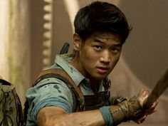 I got: Minho! Which The Maze Runner character are you?