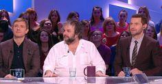 Le Grand Journel, Canal+ BOTFA interview - conducted en francais.