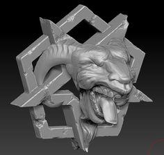 Goat Head Pentagram by TurnRock.