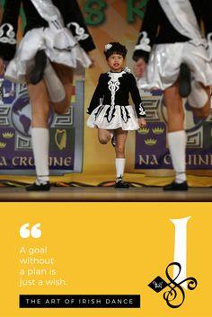"📜 ""A goal without  a plan is just a wish.""  — The #Art of #IrishDance 🍀  📸 Photo Cred: Getty Images 👯 #IrishDancer 👉 #InishfreeTeam 💚 #Inishfree School of #IrishDancing 🌟 #Academia de #DanzaIrlandesa 🍀 #InishfreePedregal 🇲🇽 #InishfreeToluca 👉 #TeamInishfree #SoftShoes #Dance #Danza #Feis #Winishfree #TaniaMartinez"