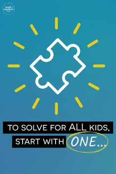 Sometimes problems seem insurmountable. But what if you tried creating change for kids just one name at a time?In this article and Truth for Teachers podcast episode, I'll share how often the solution to big problems is solving smaller ones.You'll hear NYT bestselling author Dan Heath share a short case study from Chicago Public Schools that illustrates how this name-by-name approach worked for reducing dropout rates. Behavior Management Strategies, Teaching Strategies, Teaching Tips, Classroom Routines, Classroom Procedures, Chicago Public Schools, Cult Of Pedagogy, Back To School Hacks, Ninth Grade
