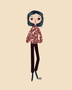 Nan Lawson Coraline
