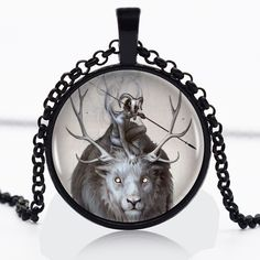Find More Pendant Necklaces Information about Baphomet Logo Black Chain Women Choker Statement Black Pendant Necklace For Men Dress Accessories AB083125,High Quality necklace turquoise,China necklace metal Suppliers, Cheap necklace charms for men from DreamFire Store on Aliexpress.com