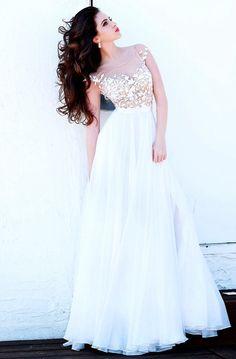Long Elegant Dresses for Juniors