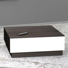 Nexera Allure Coffee Table with Hidden Storage - 220733
