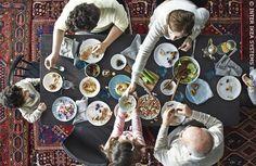 VÄSTANÅ tafel #IKEABE #aantafel #feest #diner