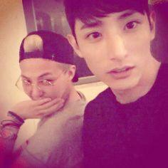 "Lee Soo Hyuk: ""WITHMYSUPERSTAR @G D"""