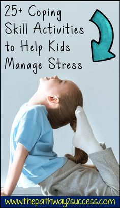 All children and teens need coping skills to help manage stress and tough emotions! Use these 25+ coping skills activities to help your children and students learn the skills they need for social emotional success. It is filled with meaningful ideas, strategies, and free resources to help you get started (whether you are a teacher or a parent!). Coping Skills Activities, Brain Teasers Riddles, Mindfulness Books, Positive Self Talk, Dealing With Stress, Yoga For Kids, Chapter Books, Stress Management, Student Learning
