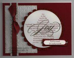 HSSTC85, SCCSC85 by Diane Vander Galien - Cards and Paper Crafts at Splitcoaststampers
