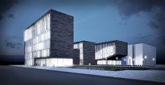 Santa Coloma Economic Center_3D render