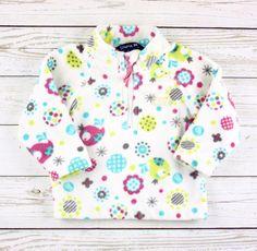 Souris Mini for girls, Souris Mini sweater, fleece sweater for girls