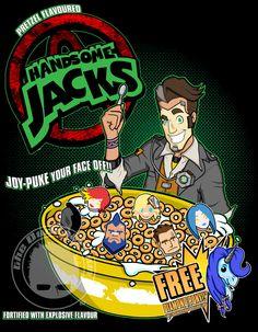 Handsome Jacks! by Dudestream.deviantart.com on @deviantART