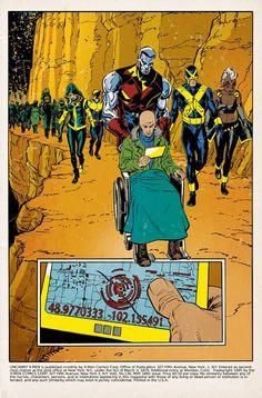 logan comics x men