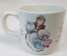 Beatrix Potter Mrs Tiggy Winkle Childrens Cup Mug by Wedgwood of Etruria | eBay Childrens Cup, Tim Hortons, Cool Mugs, I Love Coffee, Beatrix Potter, Vintage Quilts, Wedgwood, Baby Quilts, My Ebay