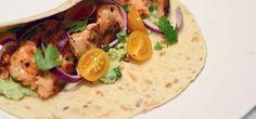Makkelijke Maaltijd: Vis Taco's met Zalm   Uit Paulines KeukenUit Paulines Keuken