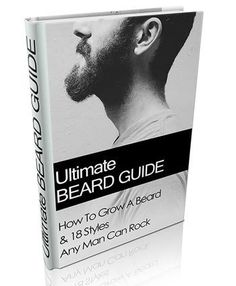 Learn about the 18 beard styles that men can sport. In this free ebook, the author gives a description of each beard style. Get more information about growing and grooming your beard. Real Men Real Style, Real Man, How To Approach Women, Best Mens Cologne, Look Short, Skinny Guys, Perfume, Clothing Hacks, Men Style Tips