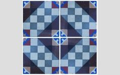 England's Prime Resource for Architectural Antiques, Salvage and Curiosities Geometric Tiles, Architectural Antiques, Shapes, Quilts, Contemporary, Blanket, Rugs, Architecture, Spanish