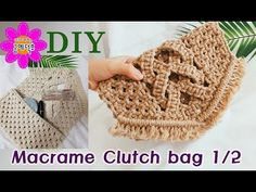 I will be posting one macrame knot or knot pattern a day for the month of February Enjoy! Macrame Art, Macrame Projects, Macrame Knots, Crochet Projects, Macrame Patterns, Crochet Patterns Amigurumi, Mummy Crafts, Card Weaving, Diy Clutch