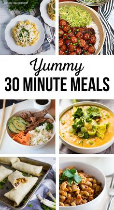 The best DIY projects & DIY ideas and tutorials: sewing, paper craft, DIY. Best Diy Crafts Ideas For Your Home 30 Minute Meals Quick Easy Dinner, Quick Easy Meals, Easy Dinner Recipes, Easy Recipes, Dinner Ideas, Popular Recipes, Hardy Meals, Lean And Green Meals, Cheap Dinners