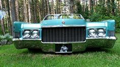 1970 Cadillac Deville convertible with ONLY 59,000 original miles! This car has…