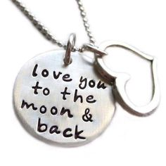 *** GIVEAWAY!! We are giving away 'Love you to the moon & back' necklace, available at www.jcjewelrydesign.com       item # NN001! Here is how to enter - 1. Like our   page and 2. Share this giveaway by posting on your wall or tweet or post it on Pinterest. Then please comment below that you've shared. That's it! This is our last giveaway before Holiday. A winner will be announced on Nov 19th ! Thank you and good luck :) ***