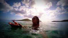 Niño Salvaje-Playa Tamarindo Culebra-Puerto Rico