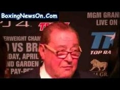 Pacquiao vs Bradley 2 Final Presser at Las Vegas Full Video